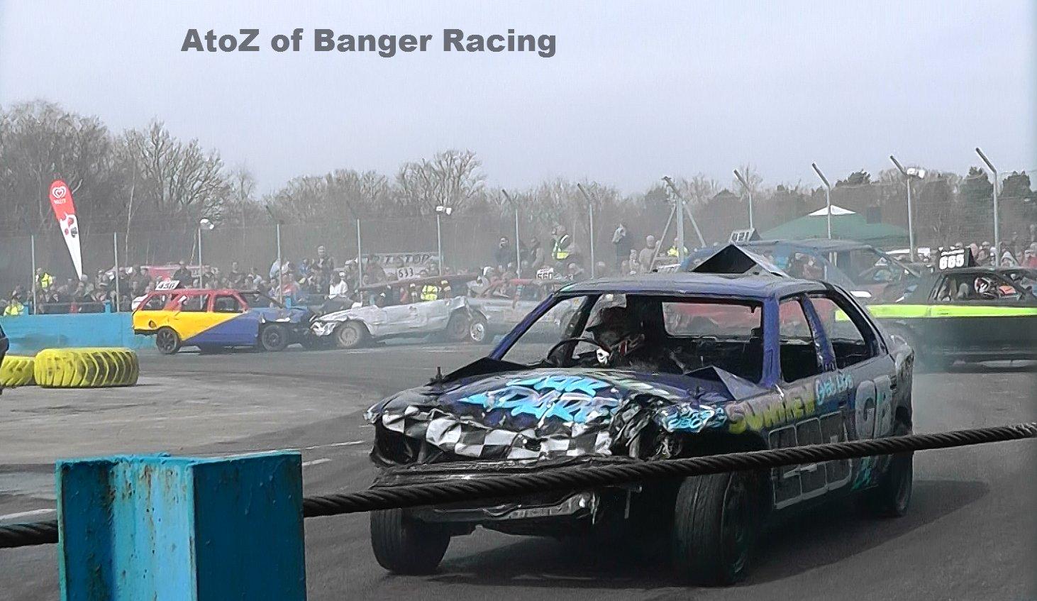 aldershot     banger racing
