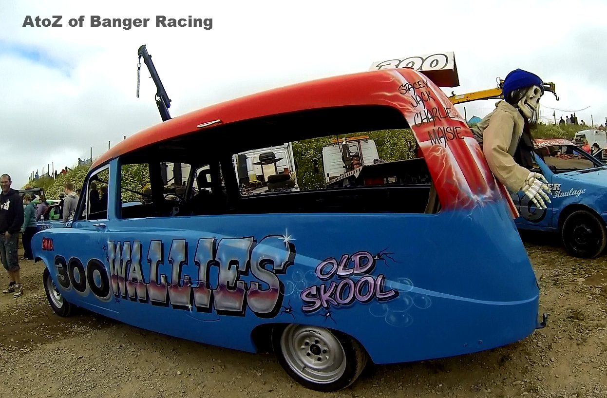 Braintree Toyota Unlimited Bangers – Old Skool 2013