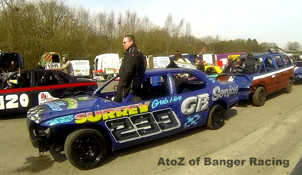 Aldershot A To Z Of Banger Racing