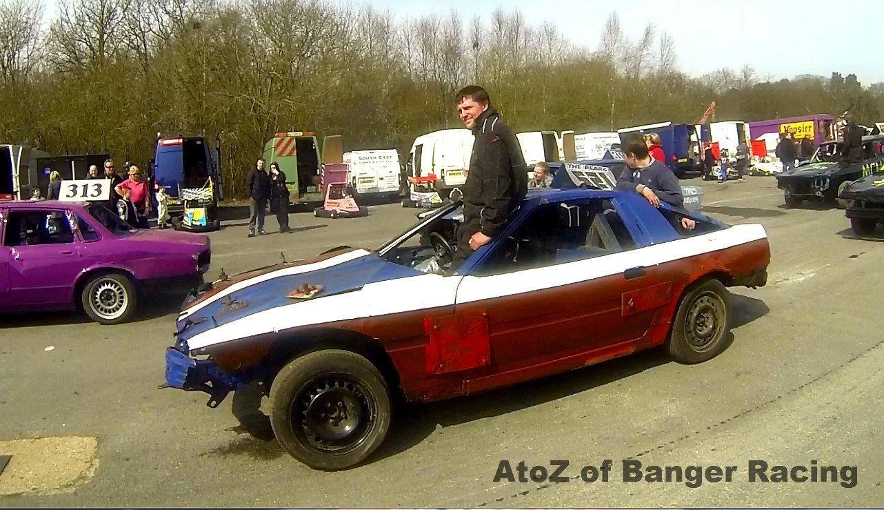 Aldershot A To Z Of Banger Racing