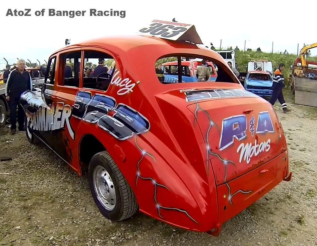 Mendips | A to Z of Banger Racing