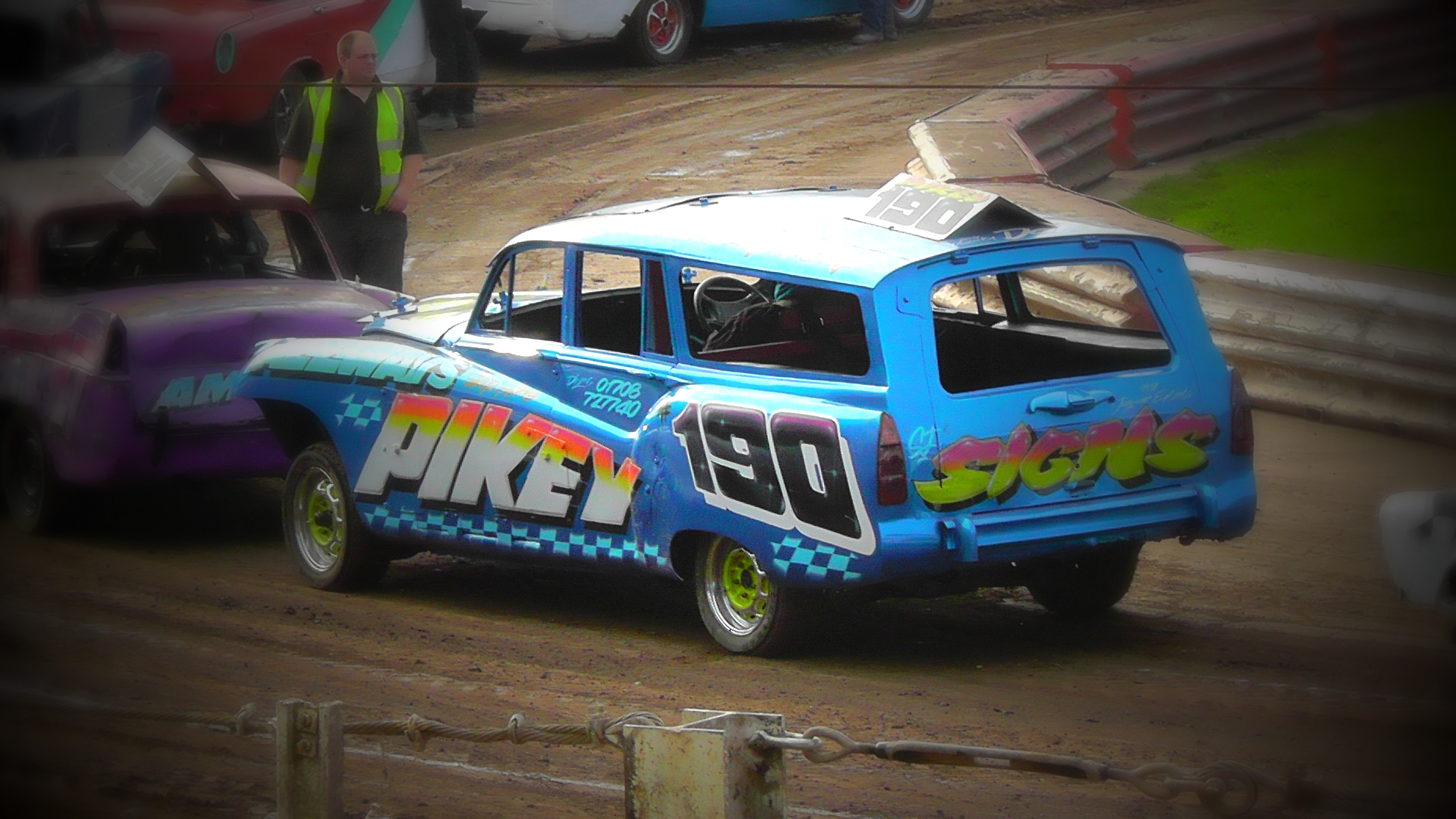 Mildenhall A To Z Of Banger Racing