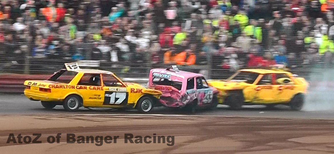 Image2z A To Z Of Banger Racing