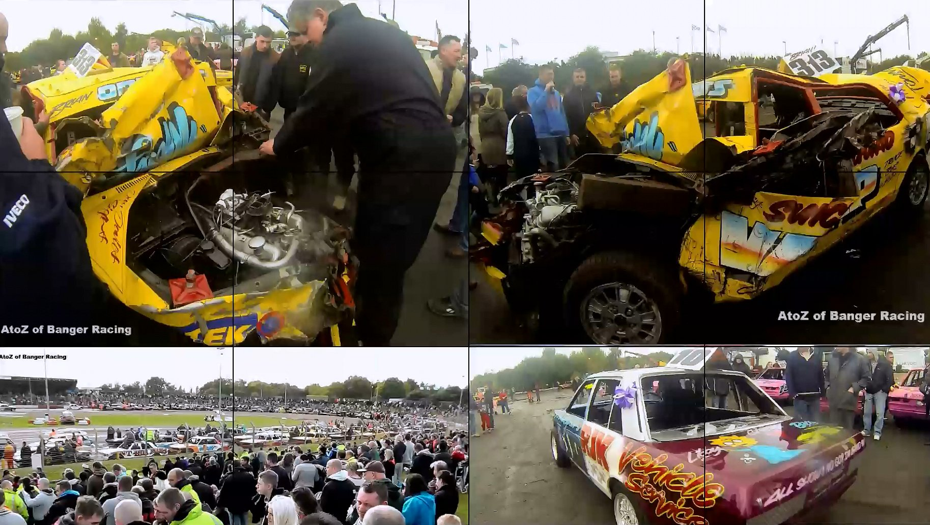 Image6col | A to Z of Banger Racing