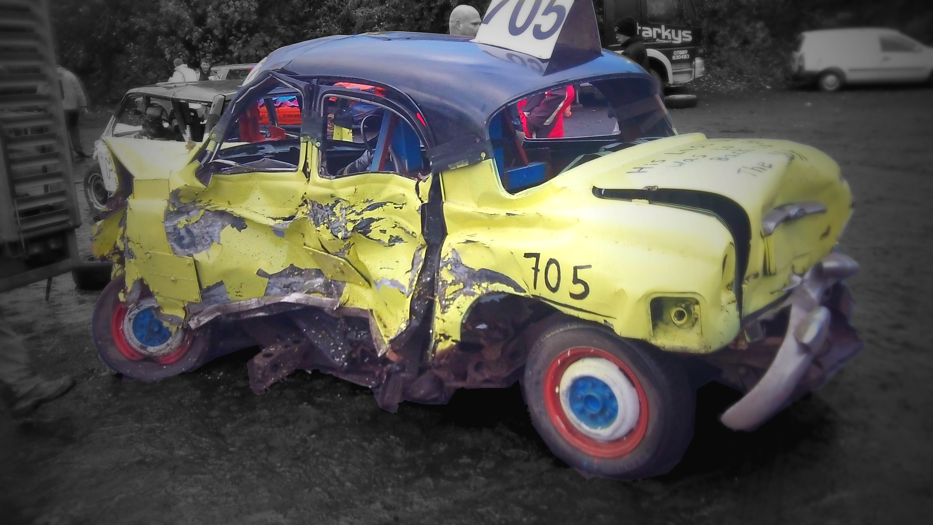 P4wreck2 | A to Z of Banger Racing