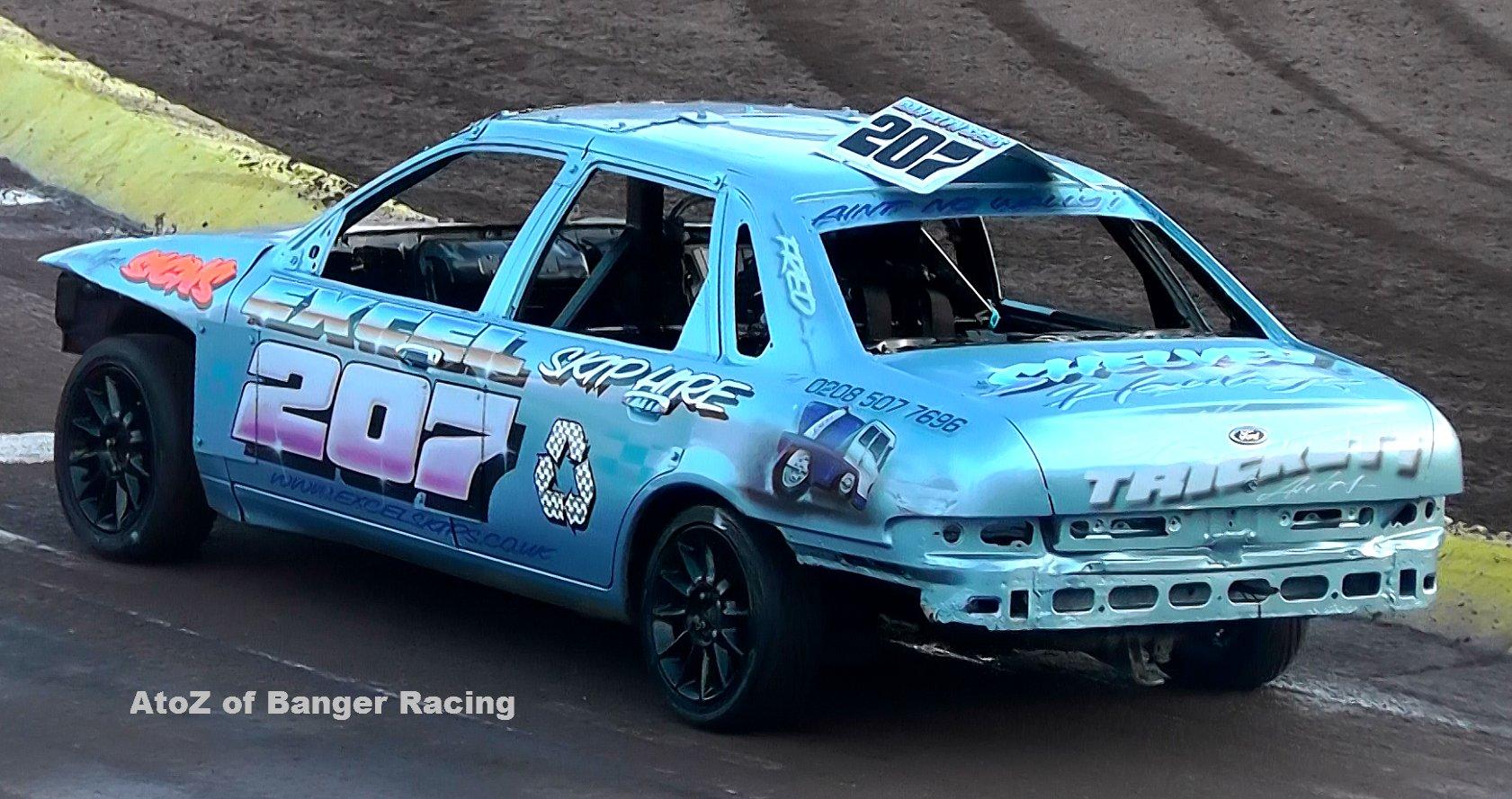 ipswich     banger racing