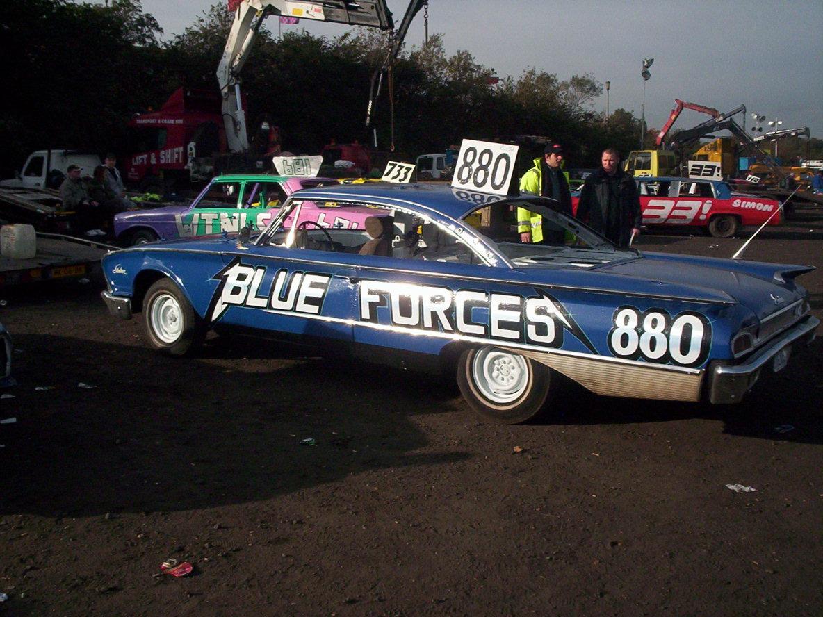 Good Cars For Banger Racing