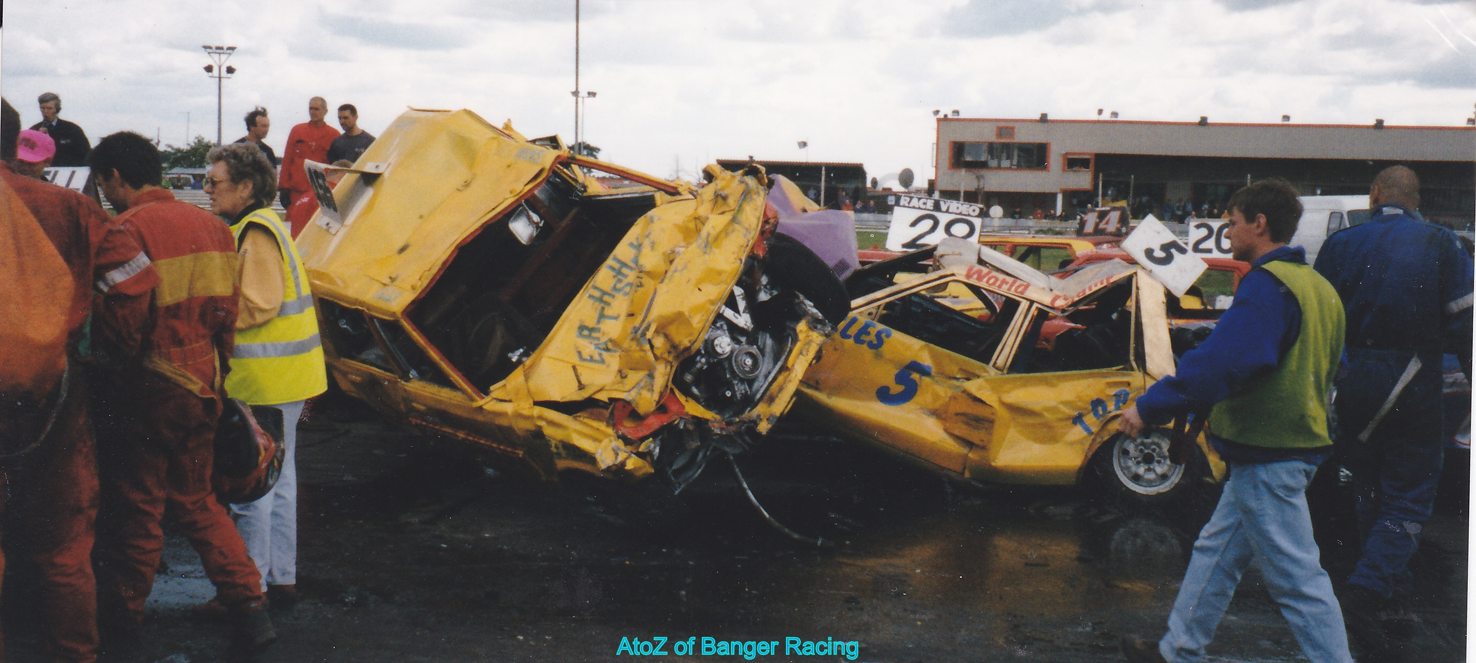 Braintree Toyota Swaffam | A to Z of Banger Racing