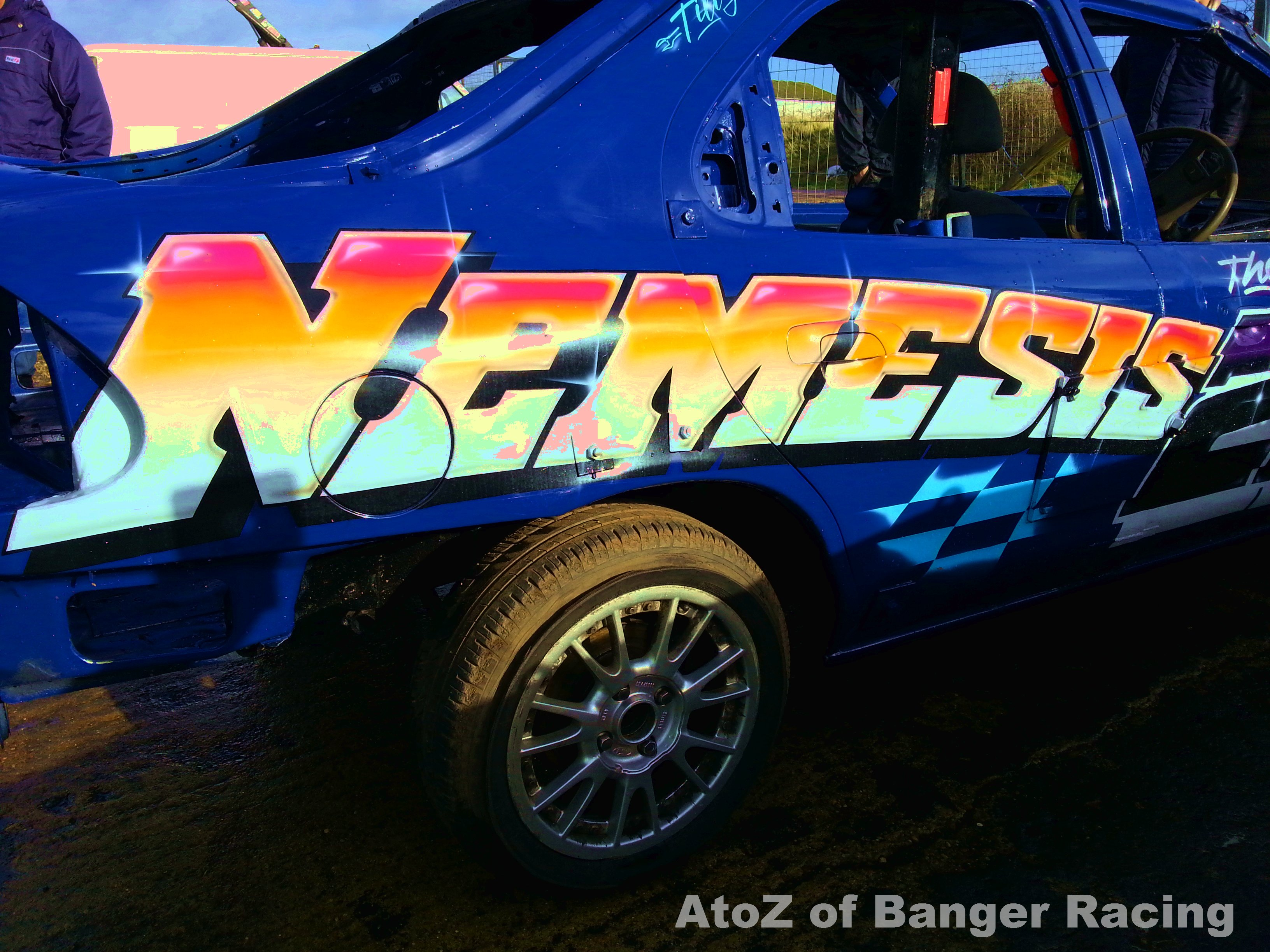 Smeatharpe | A to Z of Banger Racing