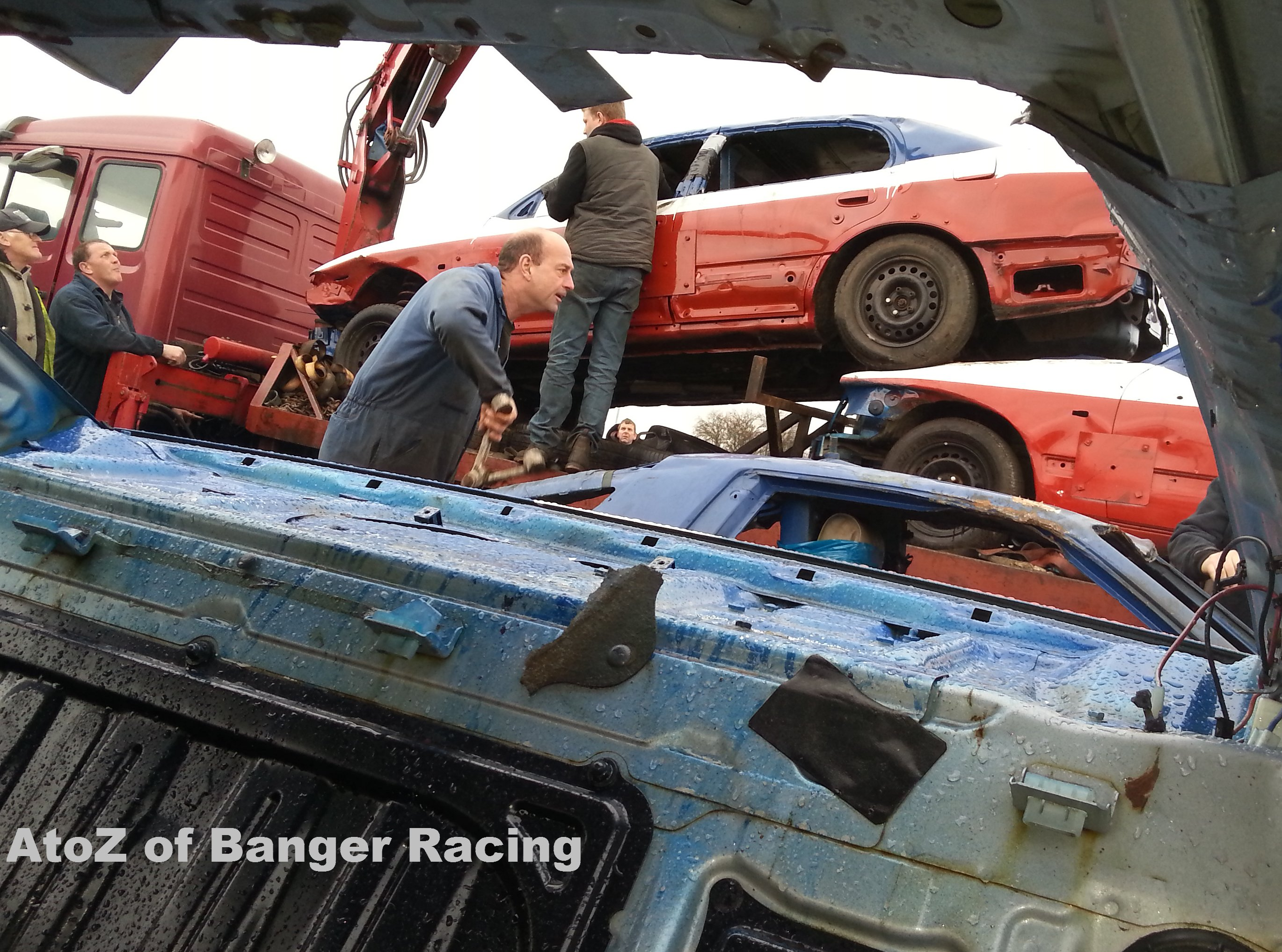 Braintree Toyota Video, Pictures and Info relating to the Brighton Bears Banger Racing ...