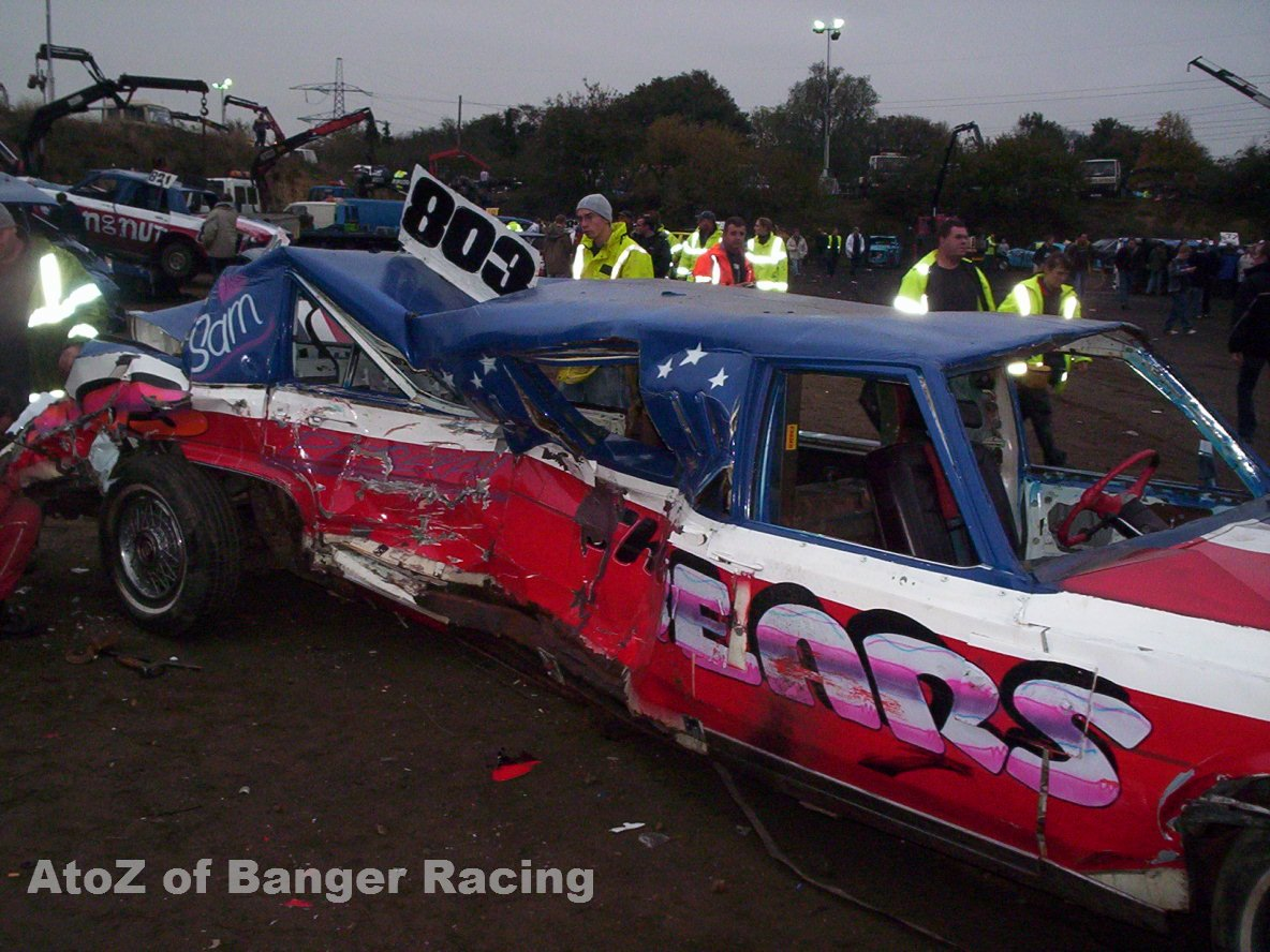 The Bears | A to Z of Banger Racing
