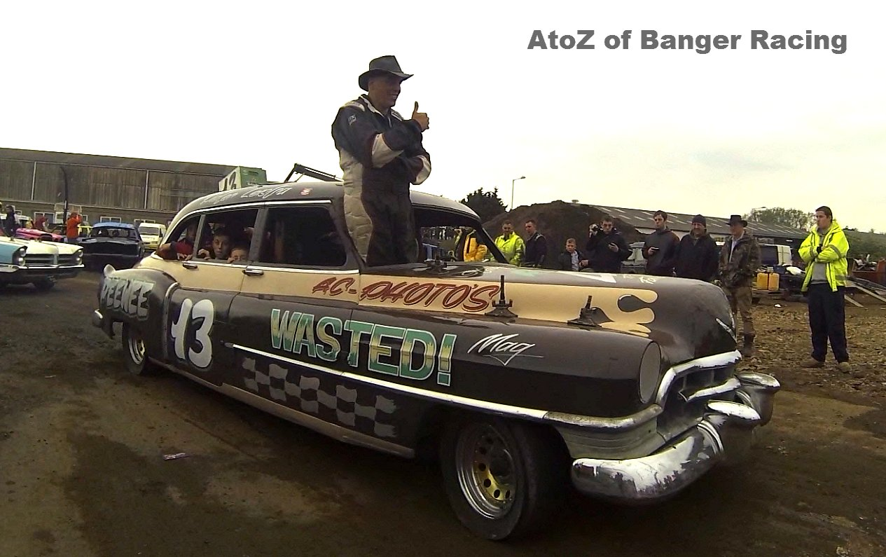 13 Peewee A To Z Of Banger Racing