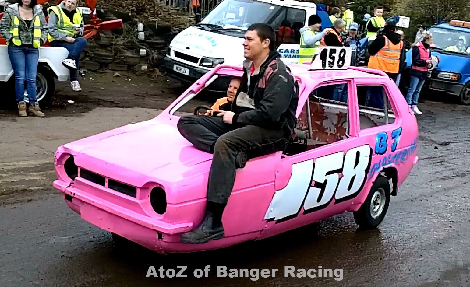 158 Shane Davies A To Z Of Banger Racing