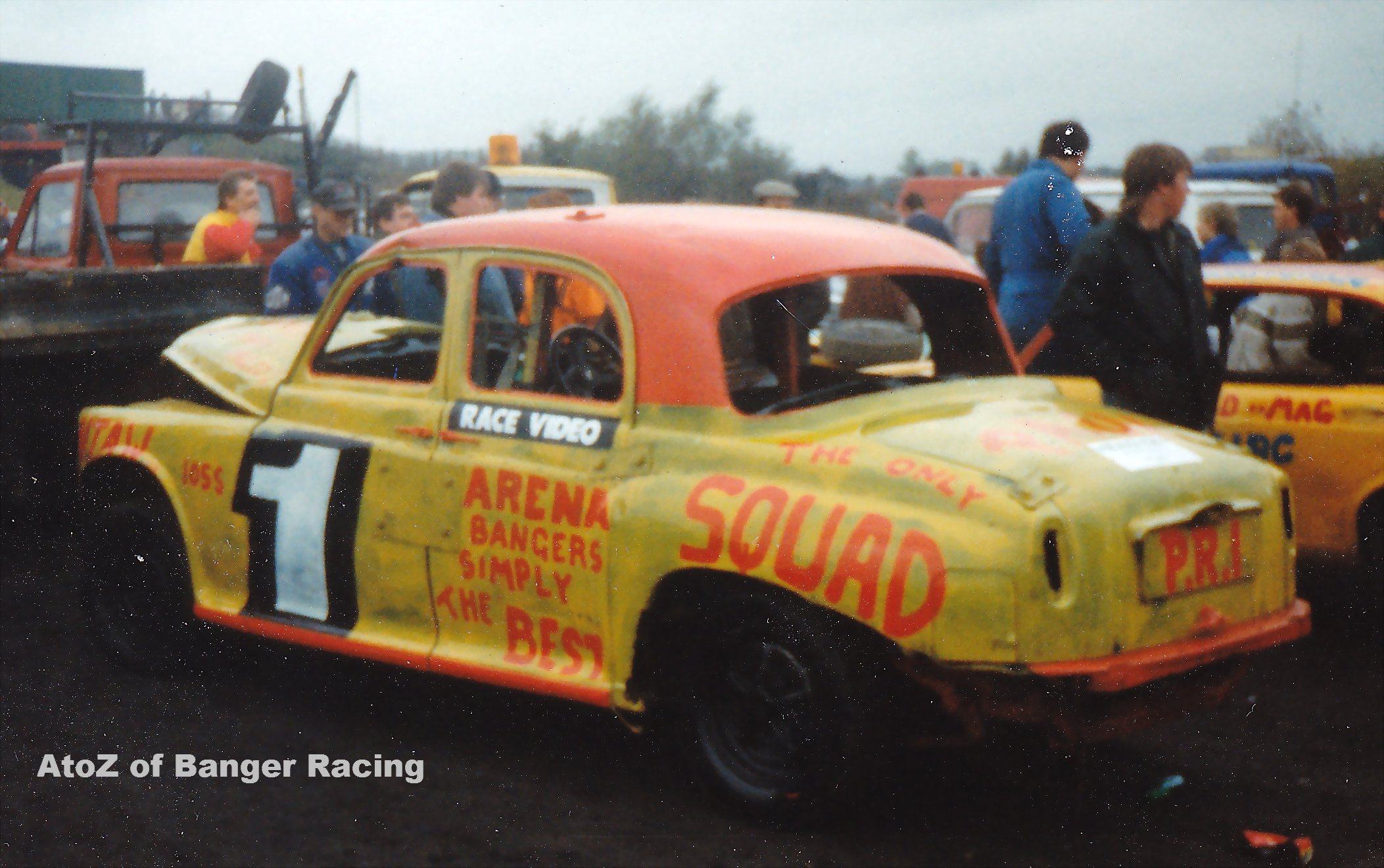 Braintree Toyota Suicide Squad P4 Rovers from the first ever Firecracker – Sunday ...