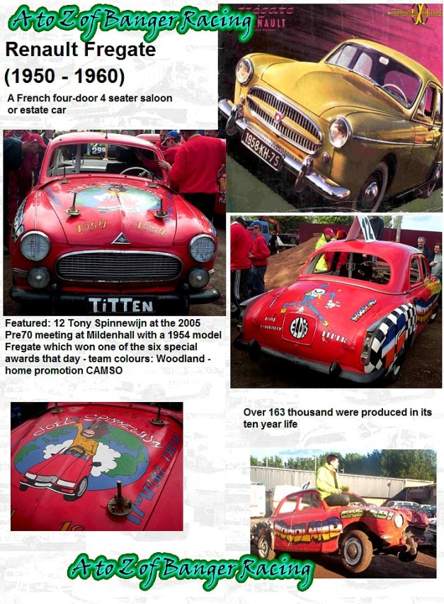 tbt French cars in bangers are pretty rare let alone Old French tin ...
